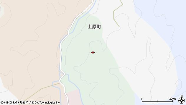 〒920-1125 石川県金沢市上原町の地図