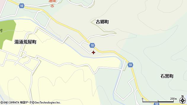 〒920-1114 石川県金沢市古郷町の地図
