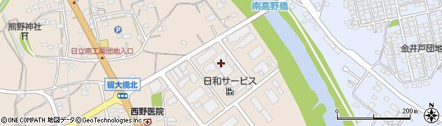 日立電機工業周辺の地図