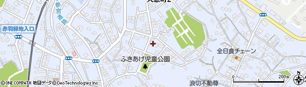日立市役所 老人福祉センター吹上荘周辺の地図
