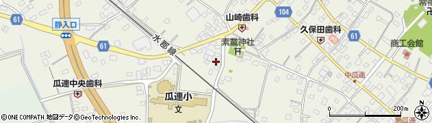 小圷工業株式会社周辺の地図
