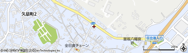 株式会社日港商事周辺の地図