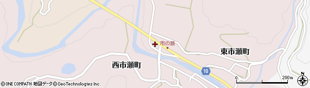 石川県金沢市東市瀬町(ロ)周辺の地図