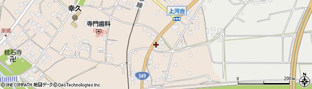 天木酒店周辺の地図