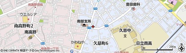桜咲くゼミナール周辺の地図