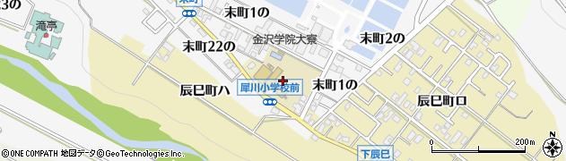 石川県金沢市末町(2の)周辺の地図