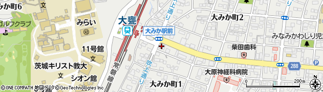 M.M薬舗周辺の地図