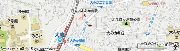 株式会社古川工務店周辺の地図