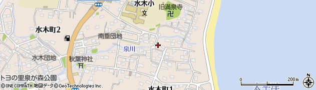 アカツ精工周辺の地図