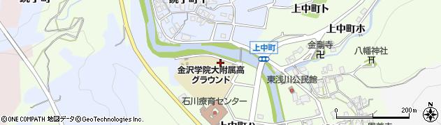 石川県金沢市銚子町(ロ)周辺の地図