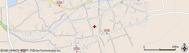 長野県千曲市倉科周辺の地図