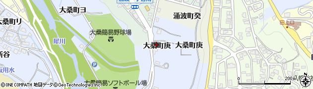 石川県金沢市大桑町(庚)周辺の地図