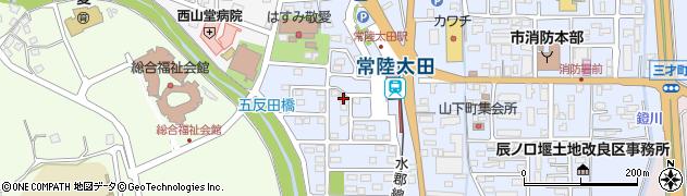 有限会社菊池正太郎商店周辺の地図
