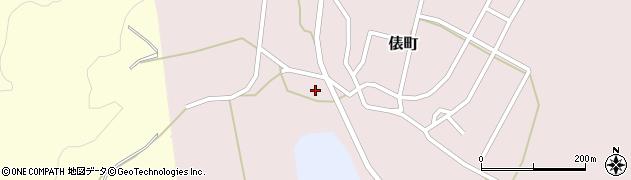 石川県金沢市俵町(ヨ)周辺の地図