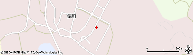 石川県金沢市俵町(前)周辺の地図