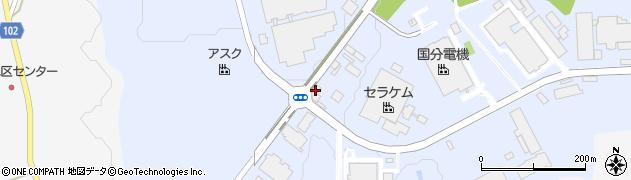 丸通プロパン大宮販売所周辺の地図