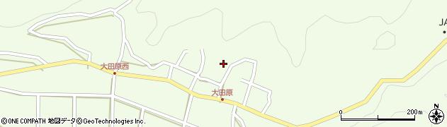 長野県千曲市桑原(大田原)周辺の地図
