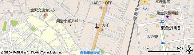 なかにわ周辺の地図