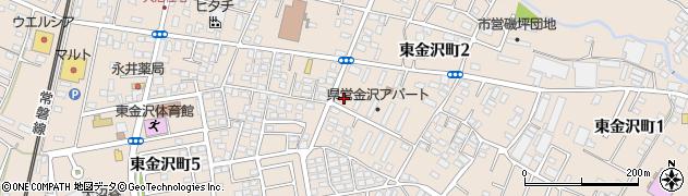 茨城 県 日立 市東 金沢 町