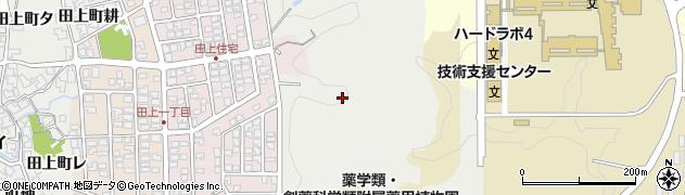 石川県金沢市田上町(子)周辺の地図
