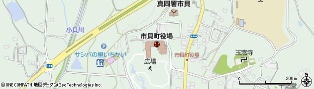 栃木県市貝町(芳賀郡)周辺の地図