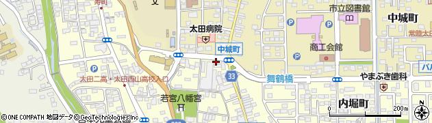 小野写真館周辺の地図