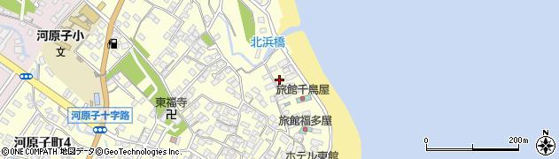 太平館周辺の地図