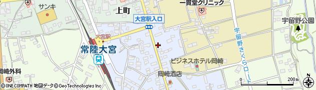増子建設株式会社周辺の地図