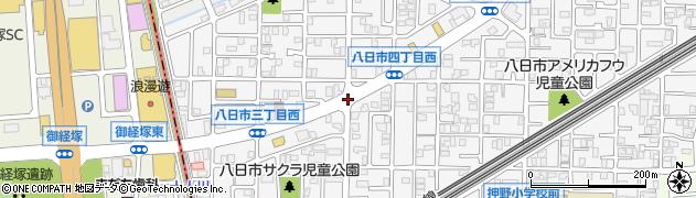 八日市3周辺の地図