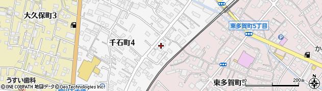 天理教成澤分教会周辺の地図