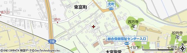 大曽根好一税理士事務所周辺の地図