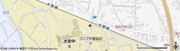 ニシノ不動産周辺の地図