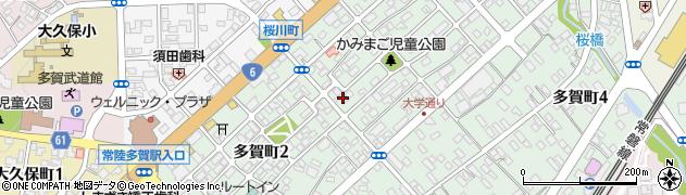 株式会社梶山工業所周辺の地図