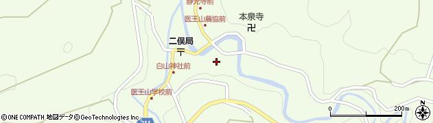 石川県金沢市二俣町(に)周辺の地図