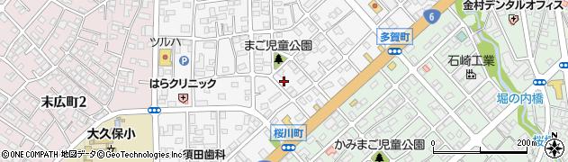 ホシザキ北関東株式会社 日立営業所周辺の地図