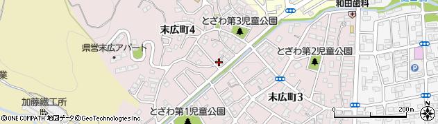 橋本建設周辺の地図