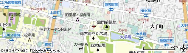 尾崎神社周辺の地図