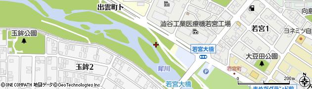石川県金沢市出雲町(ト)周辺の地図