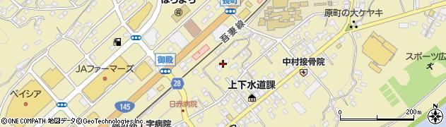 顕徳寺周辺の地図