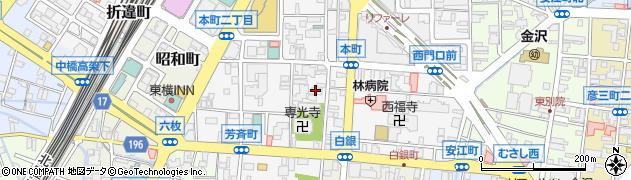 願慶寺周辺の地図