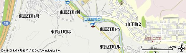 石川県金沢市東長江町(へ)周辺の地図