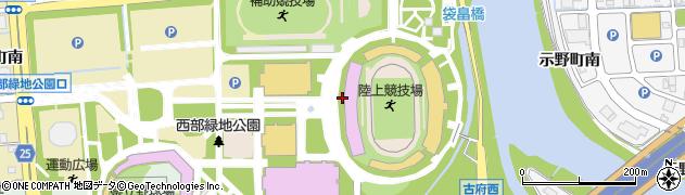 石川県金沢市袋畠町(南)周辺の地図