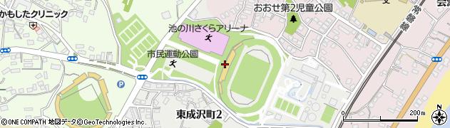 財団法人日立市体育協会周辺の地図
