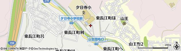 石川県金沢市東長江町(に)周辺の地図
