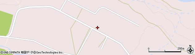 富山県富山市粟巣野周辺の地図
