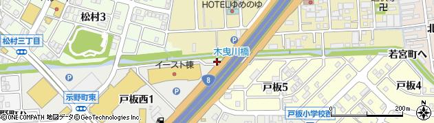 石川県金沢市桜田町(サ)周辺の地図