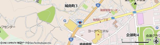 有限会社テクノエース周辺の地図