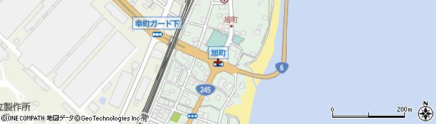 旭町2周辺の地図