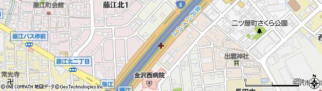 石川県金沢市二宮町(ロ)周辺の地図