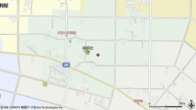 〒932-0206 富山県南砺市利屋の地図